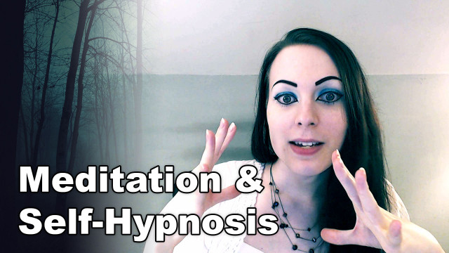 Meditation, Self-Hypnosis, & Positive Affirmations