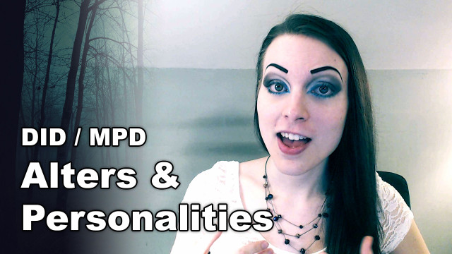 Alters / Personalities / Identities & How They Are Created | Dissociative Identity Disorder (DID)