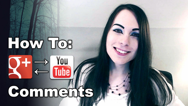 How to: Google+ YouTube Comments & Privacy