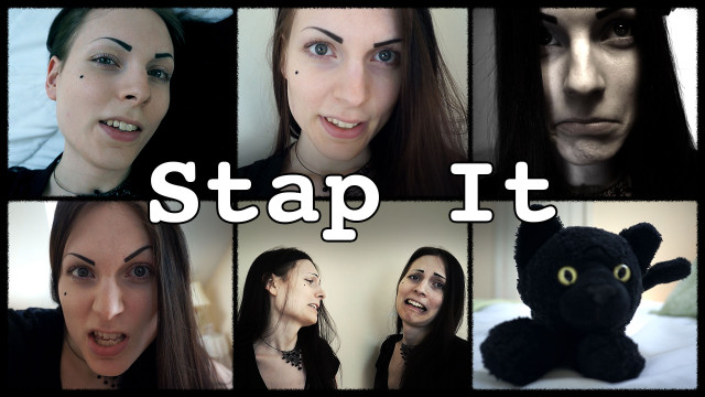 Stap It | Inspired by a YouTube Commenter