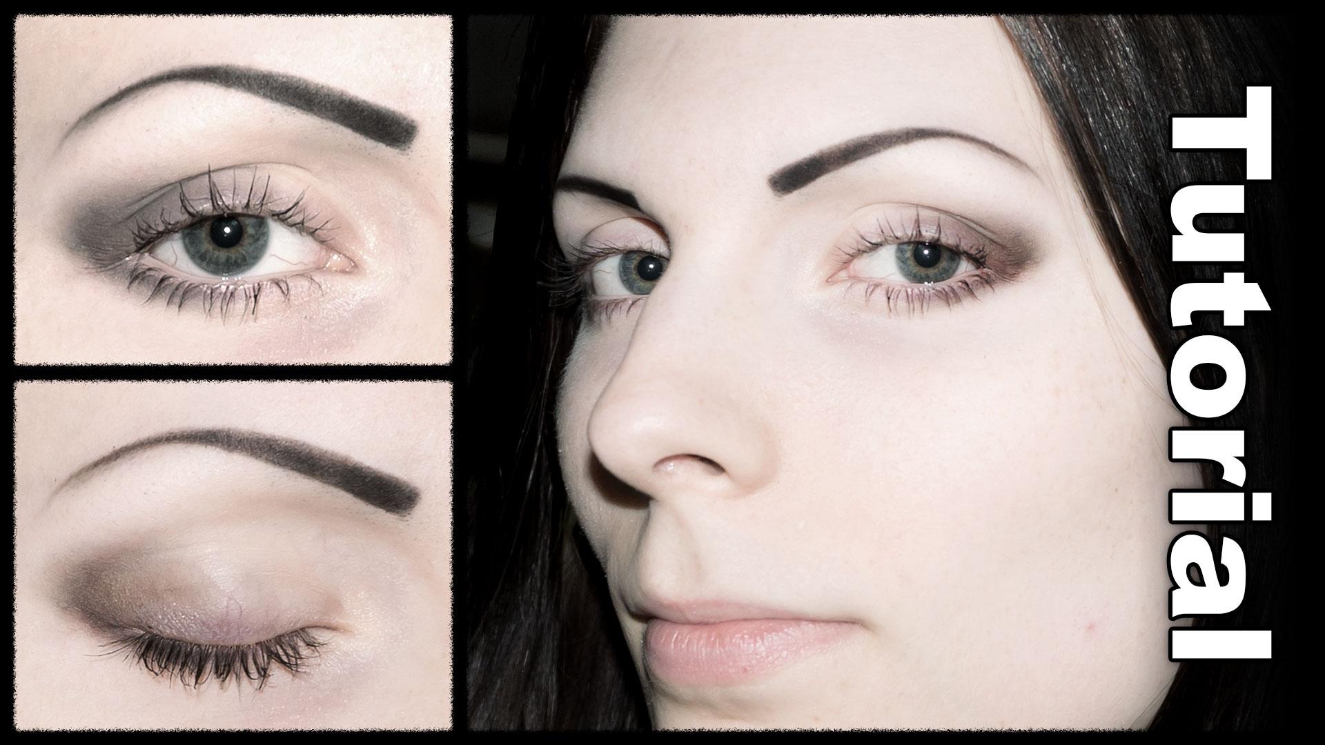 Makeup autumn asphodel simple soft dark eye makeup tutorial baditri Gallery