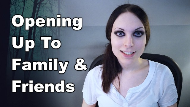 Opening Up About Your Mental Struggles to Family & Friends