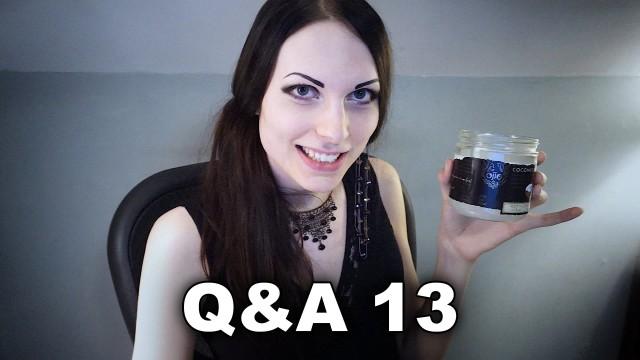 Q&A 13 + Weird Messages (July, 2015 - August, 2015)