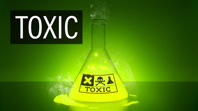 Our Toxic World - Top 10 Contaminants