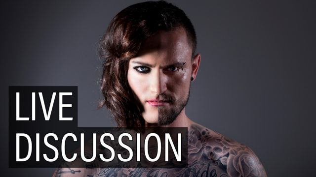LIVE DISCUSSION - The Transgender Population Control Agenda
