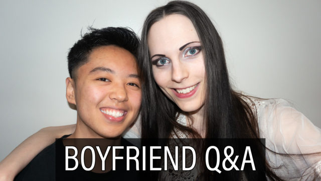 Live Q&A with My Boyfriend