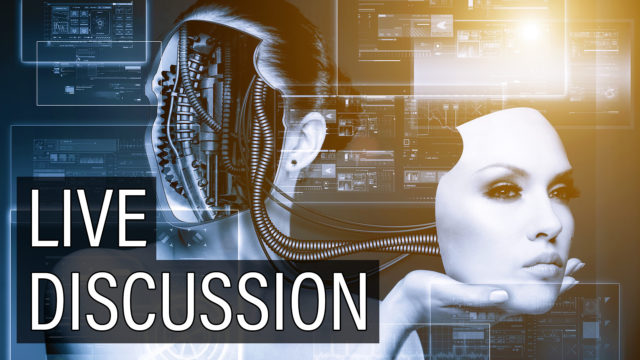 LIVE DISCUSSION - Transhumanism
