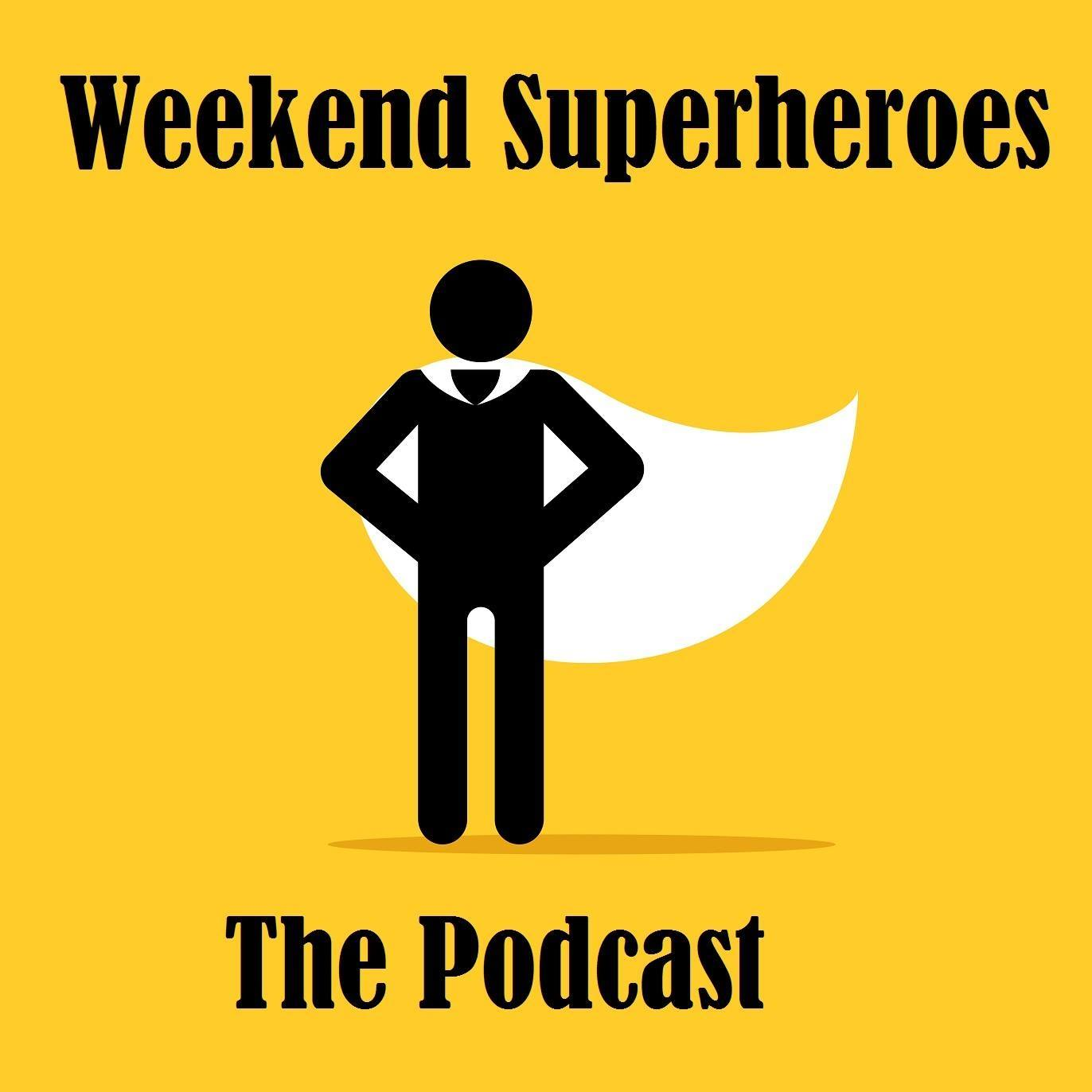 Weekend Superheroes - Podcast - Interview With Trans Woman Autumn Asphodel