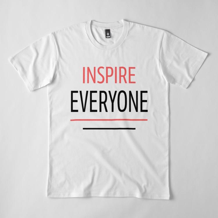 Merchandise - Inspire Everyone
