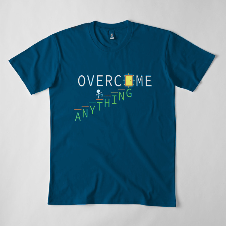 Merchandise - Overcome Anything