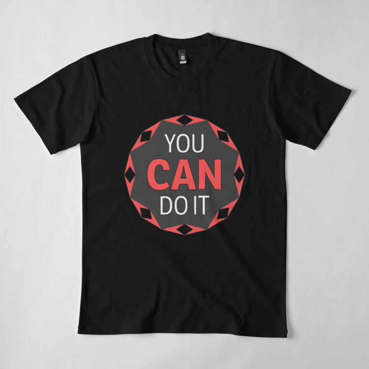 Merchandise - You Can Do It
