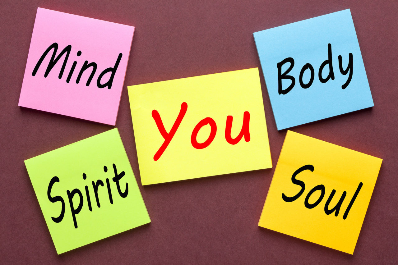 Mind Body Spirit Soul