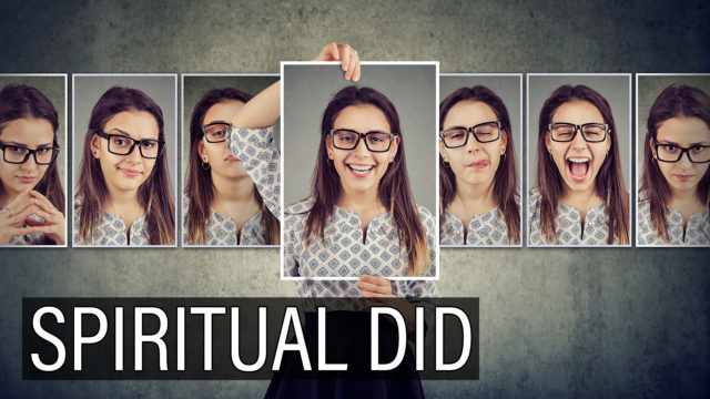 Dissociative Identity Disorder from a Spiritual Perspective