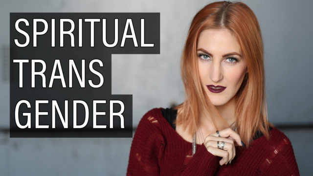 Transgender from a Spiritual Perspective