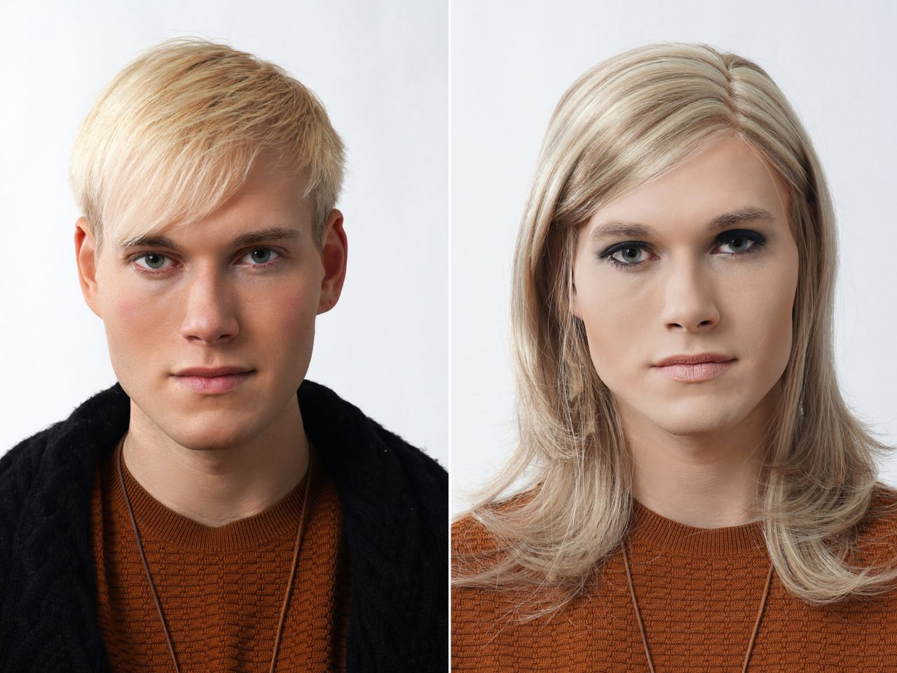 Man - Woman, Before - After