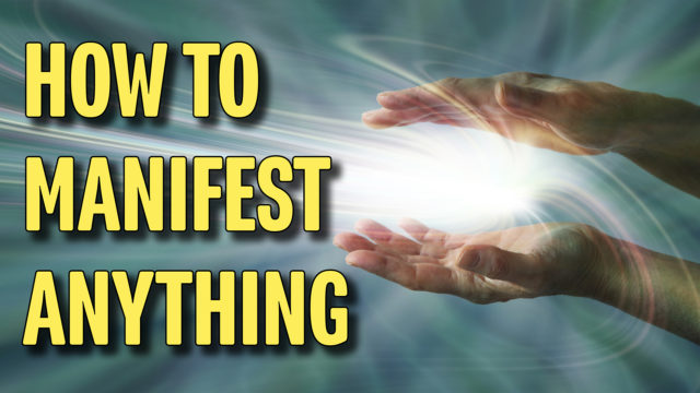 5 Easy Steps to Manifest Your Desires