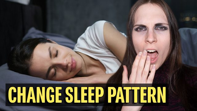 Changing Your Sleep Pattern for Night Owls & Insomniacs