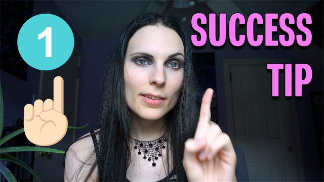 The Number One Tip to Being Successful