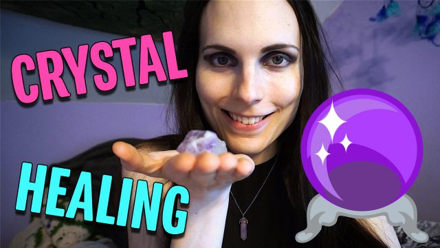 Using Crystals for Healing & Manifesting