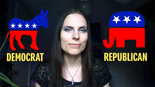 Why I'm Not Democrat or Republican