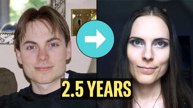 How I Transitioned From Male to Female in 2.5 Years
