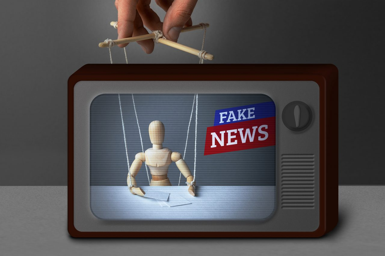 Fake News on TV