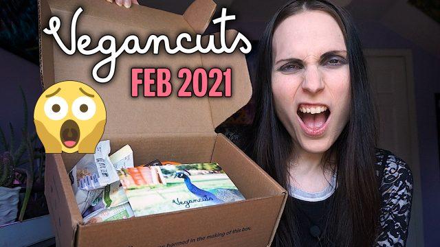 Vegancuts Snack Box | February 2021