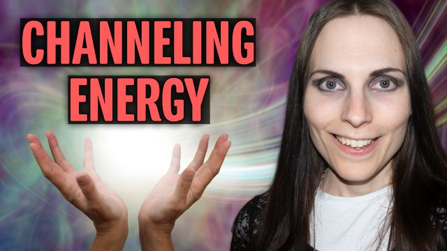 Channeling Energies, Thoughts, And Creativity from Your Higher Self
