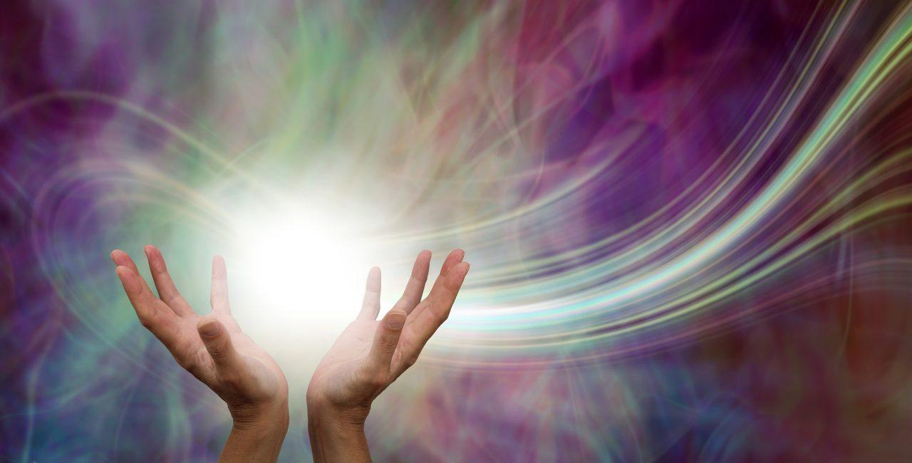 Stunning Healing Energy phenomenon