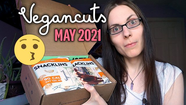 Vegancuts Snack Box | May 2021