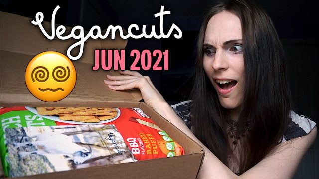 Vegancuts Snack Box | June 2021