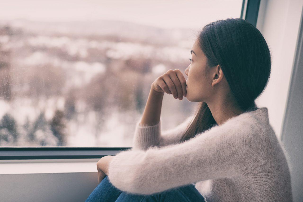 Winter depression - seasonal affective disorder mental health