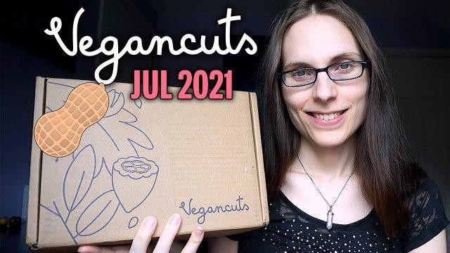 Vegancuts Snack Box | July 2021