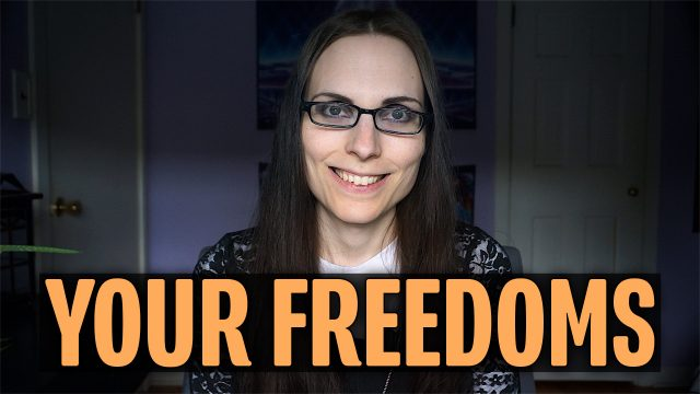 Standing Up for Your Freedoms