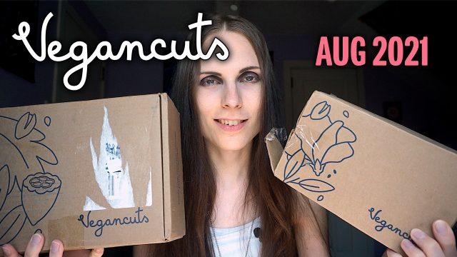 Vegancuts Beauty & Snack Box | August 2021 - Birthday Party!