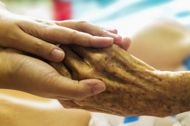 Hospice Hand In Caring