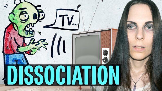 Television Programming Hypnosis Causes Dissociative States
