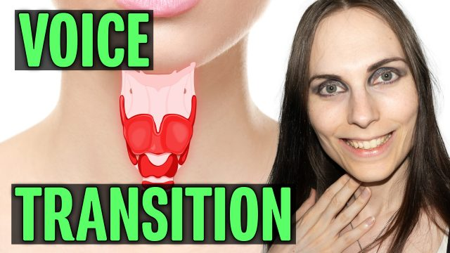 Transwoman Voice Transition - The Internal Voice